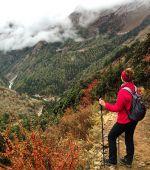 Трек к базовому лагерю Эвереста (Непал), ноябрь 2015