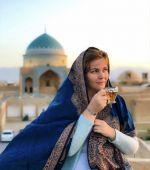 Девичник в Иране, апрель 2019