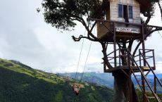 Девичник «Эквадор иГалапагосские острова»