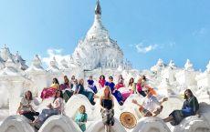 Новый год в Мьянме (Бирме). Страна тысячи пагод