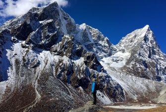 Трек к базовому лагерю Эвереста через озера Гокио, Непал