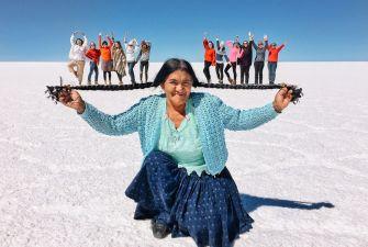Девичник «Перу — Боливия: на луну и обратно»