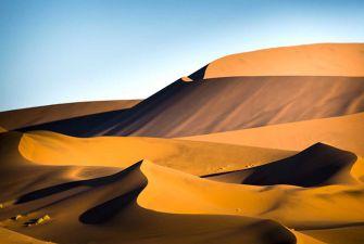 Девичник в Намибии