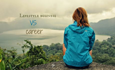 Lifestyle business vs карьера