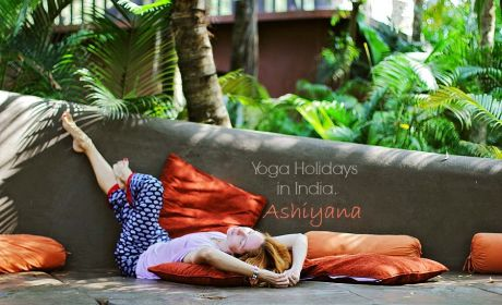 Йога-каникулы в Индии с Girls in travel. Ashiyana