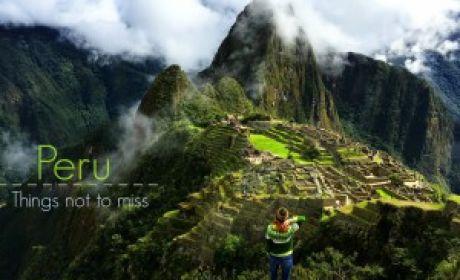 Что посмотреть в Перу? Топ-8 достопримечательностей