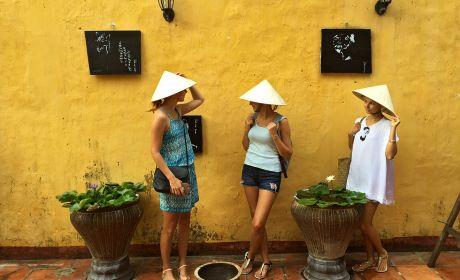 Фотоотчет о travel-девичнике во Вьетнаме (ноябрь 2015)