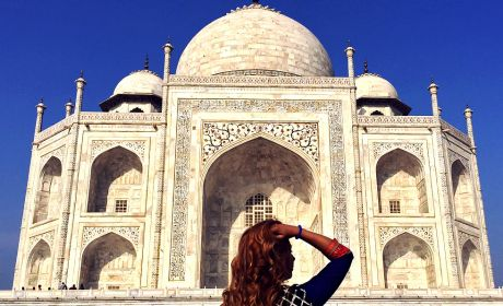 Фотоотчет о travel-девичнике в Индии, март 2016