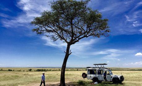 Наш африканский медовый месяц