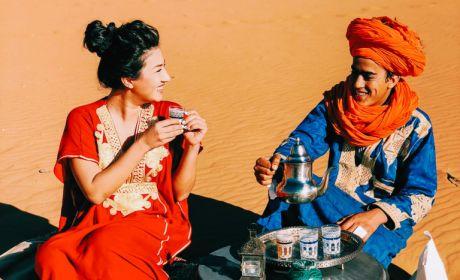 Девичник в Марокко. Успеть за 7 дней