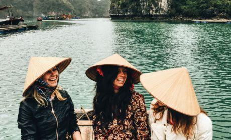 Чем отличаются путешествия Girls in travel.