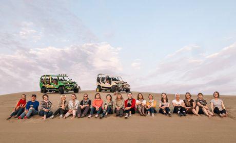 Фотоотчет о travel-девичнике в Перу, май 2018