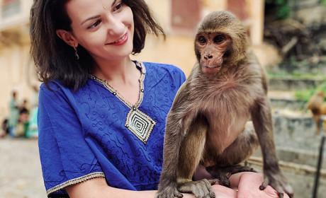 Фотоотчет о travel-девичнике в Индии, ноябрь 2019