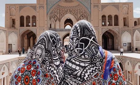 Фотоотчет о travel-девичнике в Иране, апрель 2019