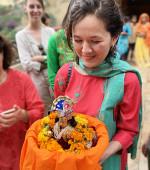 Девичник в Индии, ноябрь 2019