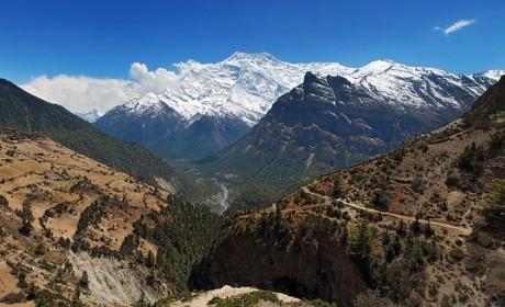Отличия трека вокруг Аннапурны от трека к базовому лагерю Эвереста (Непал). Часть 2