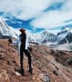 Трек к базовому лагерю Эвереста, октябрь 2019