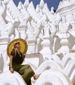 Девичник в Мьянме (Бирме), февраль 2020