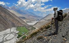 Трек вокруг Аннапурны через озеро Тиличо, Непал