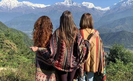 Фотоотчет о travel-девичнике в Непале «Успеть за 7 дней», октябрь 2019