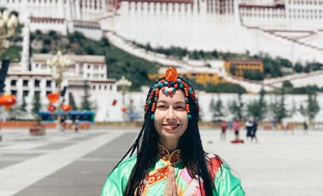 Фотоотчет о travel-девичнике в Тибете, сентябрь 2019