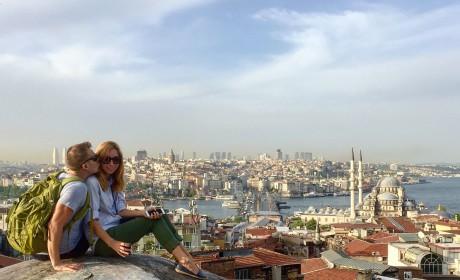 Девичники Girls in Travel. Интервью с Юлией Савицкой, со-основателем проекта.