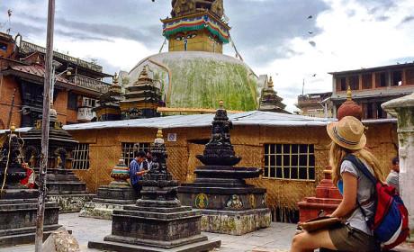 Фотоотчет о travel-девичнике в Непале (сентябрь 2015)