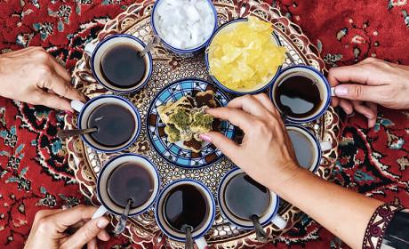 Фотоотчет о travel-девичнике в Иране, октябрь 2019
