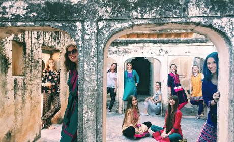 Фотоотчет о travel-девичнике в Индии, ноябрь 2016