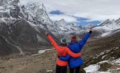 Фотоотчет о треке к базовому лагерю Эвереста, октябрь 2019
