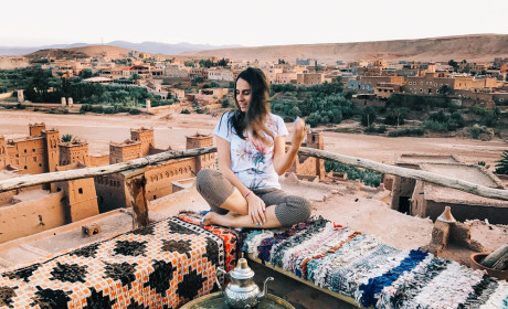 Фотоотчет о первом travel-девичнике в Марокко. Сентябрь 2017