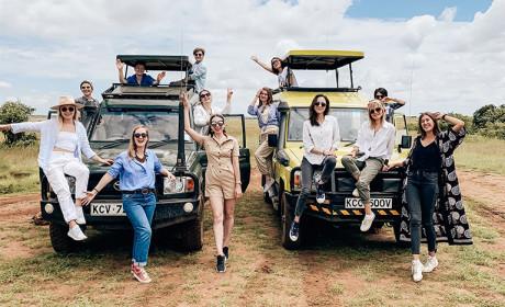 Фотоотчет о travel-девичнике в Кении и Танзании, февраль 2020