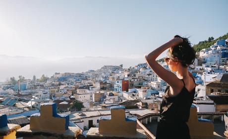 Фотоотчет о девичнике в Марокко, октябрь 2017