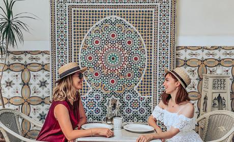 Фотоотчет о travel-девичнике в Марокко, сентябрь 2019
