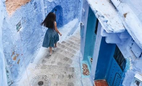 Фотоотчет о девичнике в Марокко, май 2019
