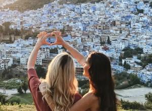 Секрет успеха Girls in travel .