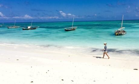 Путешествие на Занзибар. Лучшие пляжи острова