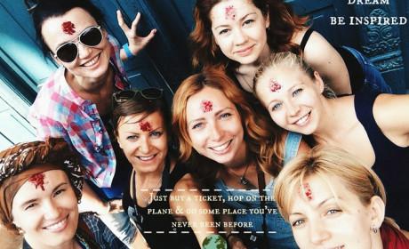 Про путешествия и эмоции, которые они вызывают. Два девичника в Непале