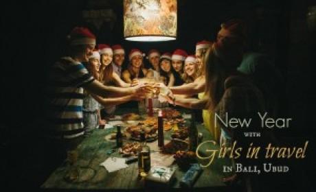 Новый год на Бали с Girls in travel