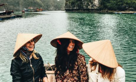 Девичники Girls in travel. Чем отличаются наши путешествия.
