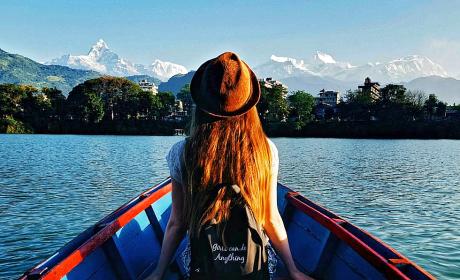 Фототчет о travel-девичнике в Непале, октябрь-ноябрь 2016