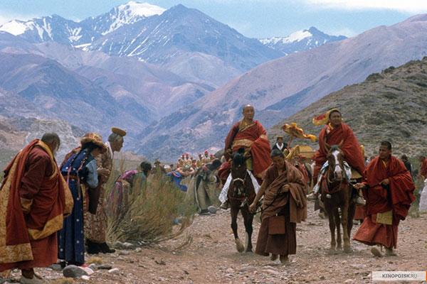 «Семь лет в Тибете» / Seven Years in Tibet (1997)