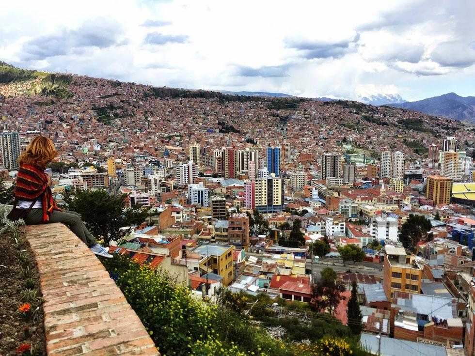 Вид неа Ла-Пас