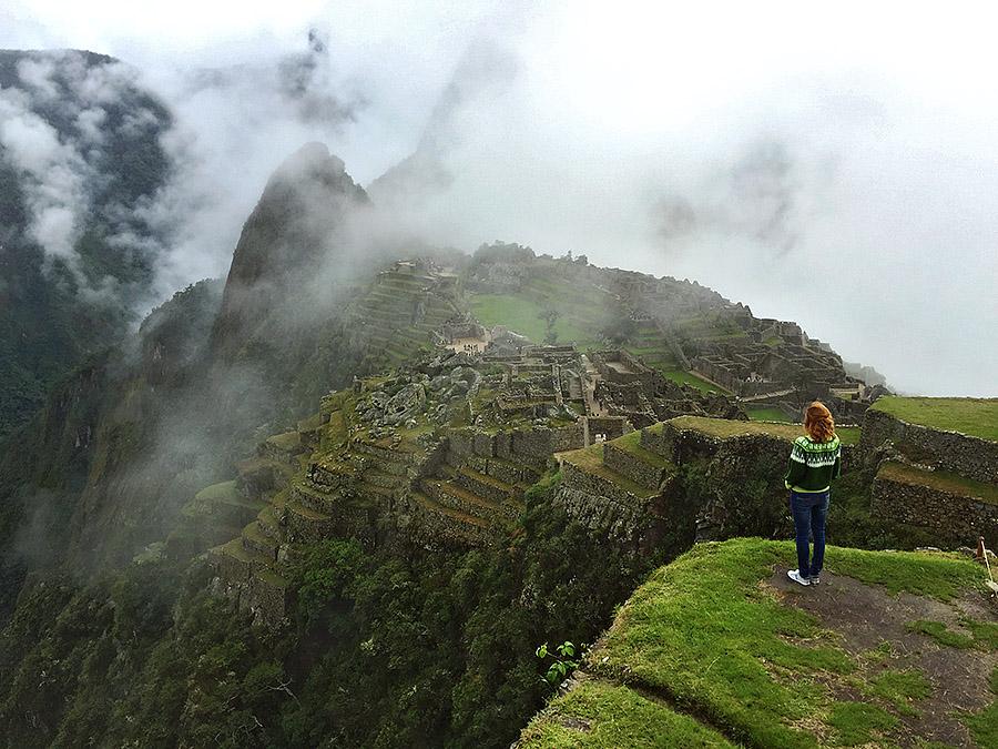 Мачу-Пикчу – самое впечатляющее место в Перу