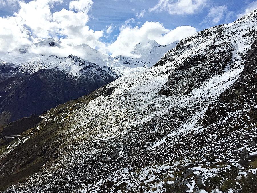 Перуанские Белые Кордильеры