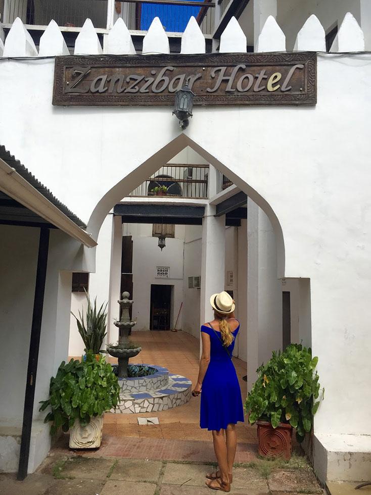 А в Стоун Тауне наш Zanzibar Hotel находится в здании 19 века и был первым отелем, который появился на острове