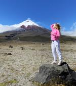 Девичник в Эквадоре, июнь 2019