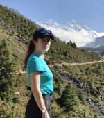 Трек к базовому лагерю Эвереста, октябрь 2017