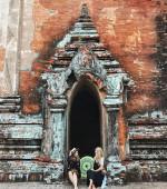 Новый год в Мьянме (Бирме) 2018-2019