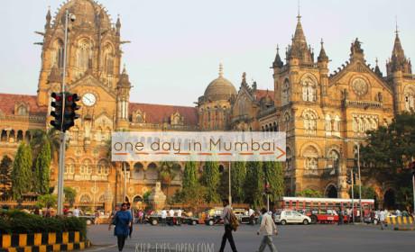 Один день в Мумбаи. Путешествие по Индии